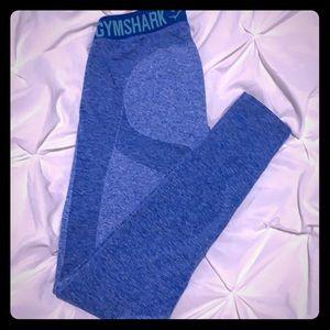 Gymshark blueberry marl flex leggings
